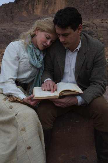 nicole-kidman-and-james-franco-in-QUEEN-OF-THE-DESERT