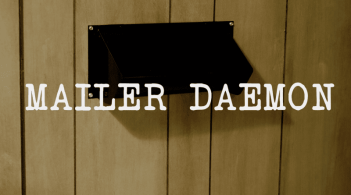 mailer daemon - 01